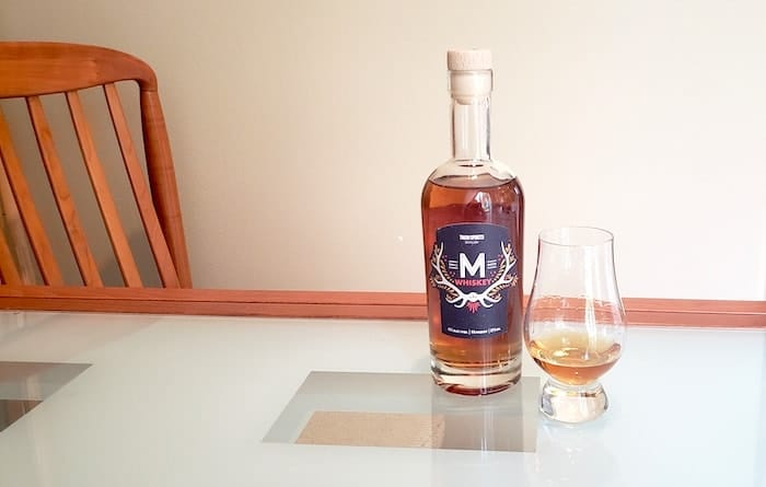 Twin Spirits M Whiskey