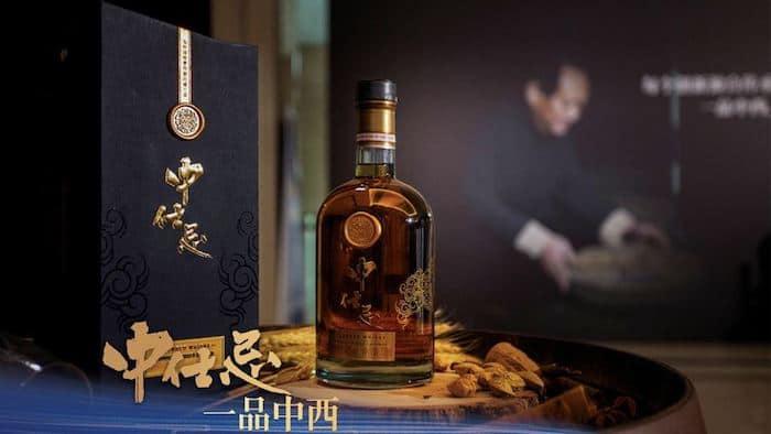 Zhong Shi Ji whisky