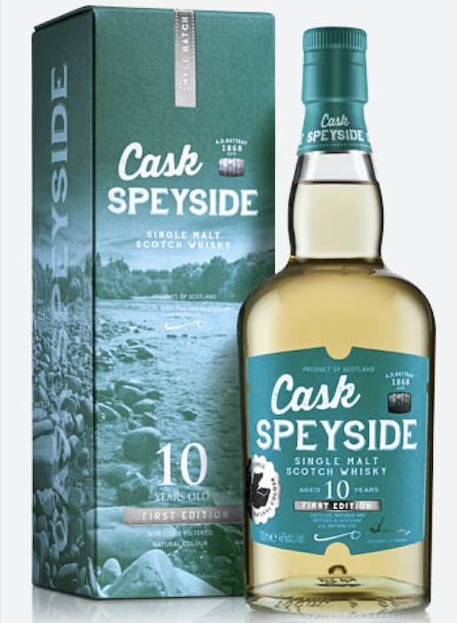 A.D. Rattray Cask Speyside