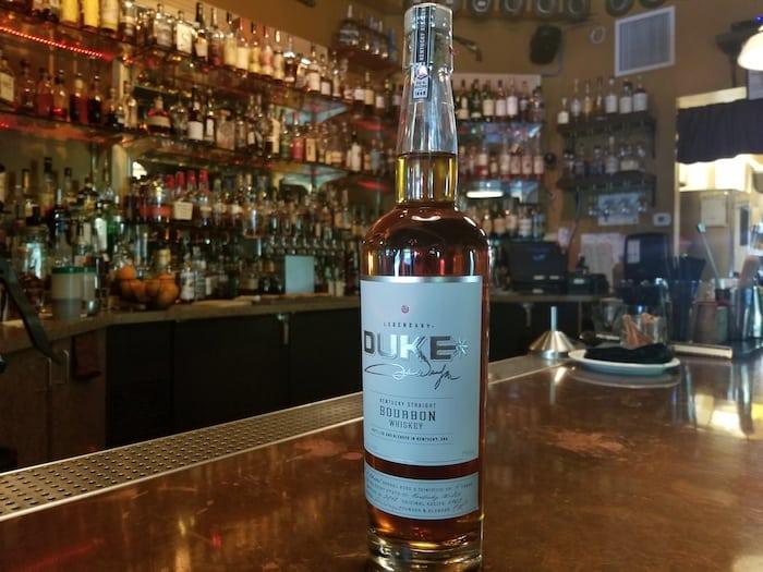 Duke Small Batch Kentucky Bourbon