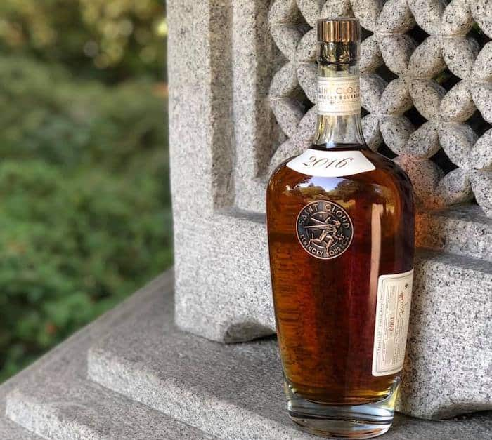 New Saint Cloud Kentucky Bourbon Crafted By Former Winemaker
