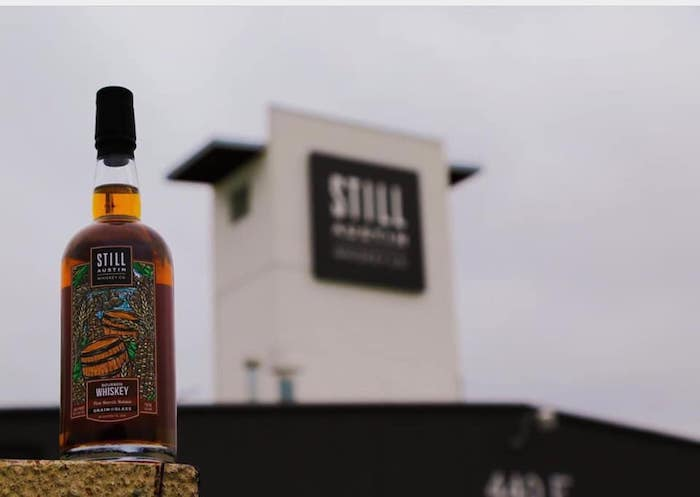 Still Austin Whiskey Co. Bourbon