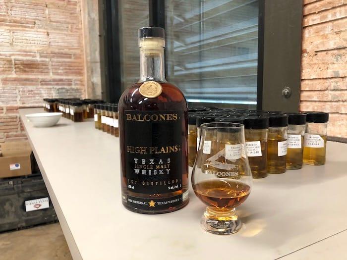 Balcones High Plains Texas Single Malt