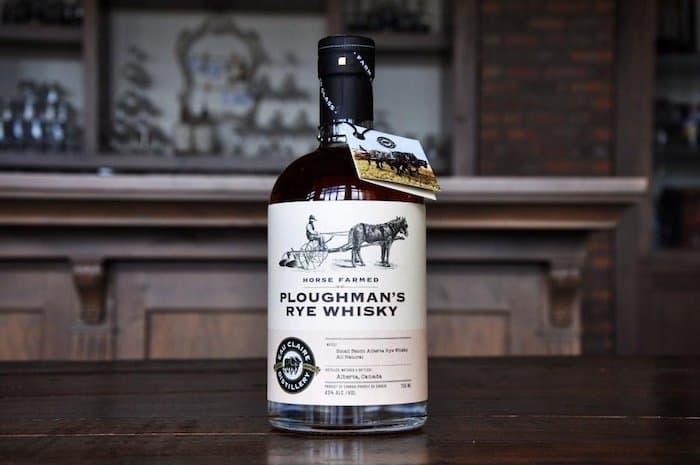Eau Claire Ploughman's Rye Whisky
