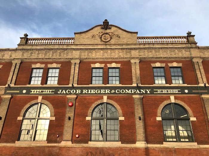 J. Rieger & Co. distillery