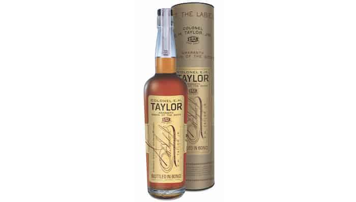 Colonel E.H. Taylor, Jr. Amaranth Bourbon Whiskey