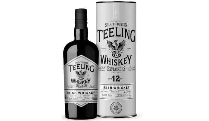 Teeling Whiskey Explorers Edition
