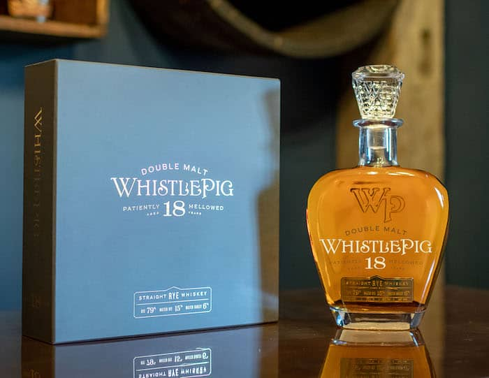 Whiskey Review: WhistlePig 18 Year Double Malt Rye
