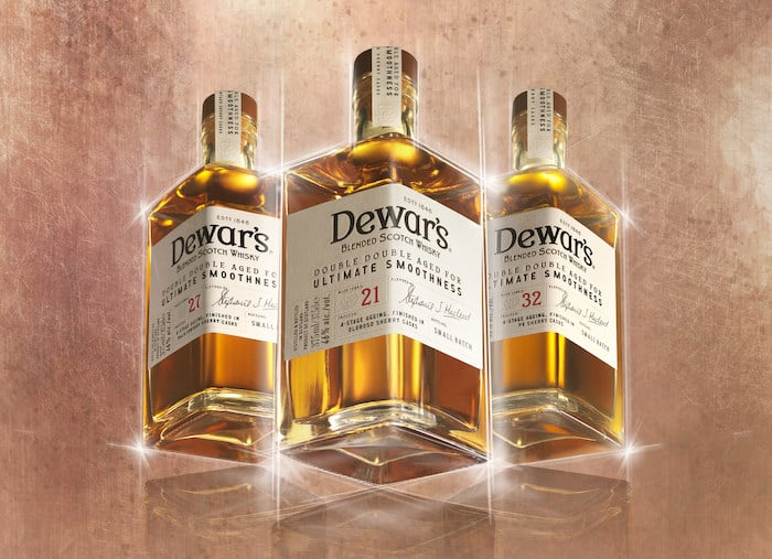 Whisky Review Round Up: Dewar's Double Double Series