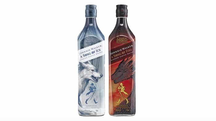 Johnnie Walker A Song of Ice, A Song of Fire