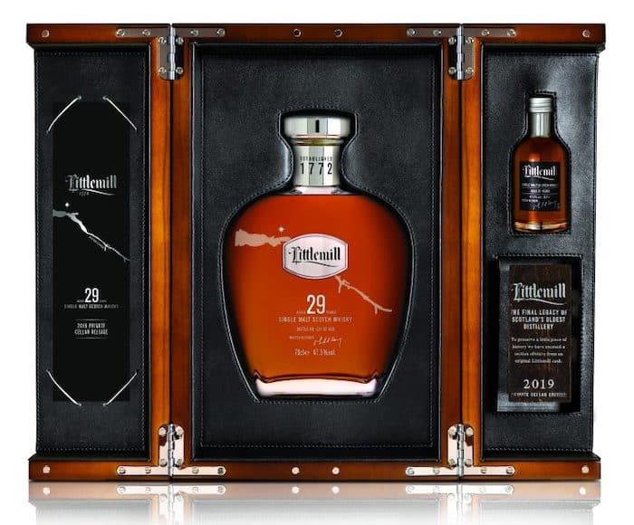 Littlemill Rolls Out Another High End Scotch Single Malt
