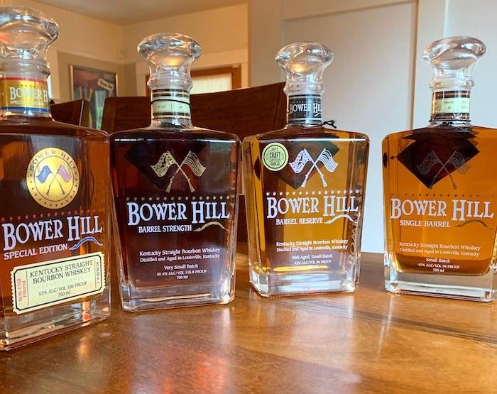 Bower Hill Bourbons