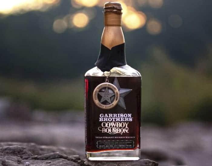 2019 Garrison Brothers Cowboy Bourbon