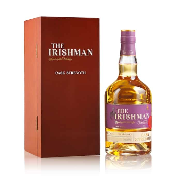 Walsh Whiskey Releases 2019's The Irishman Vintage Cask