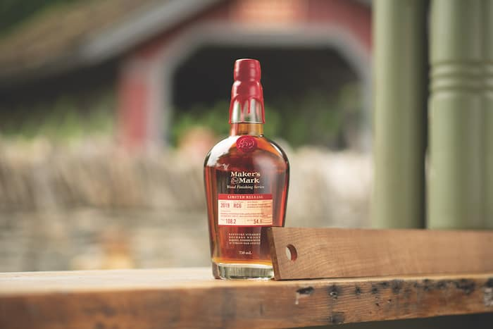 Maker's Mark Wood Finishing Series 2019 Limited Release