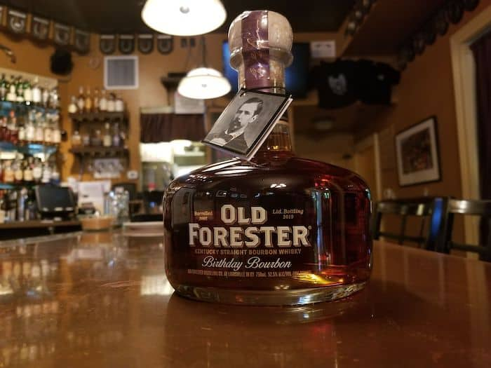 Whiskey Review: Old Forester Birthday Bourbon 2019