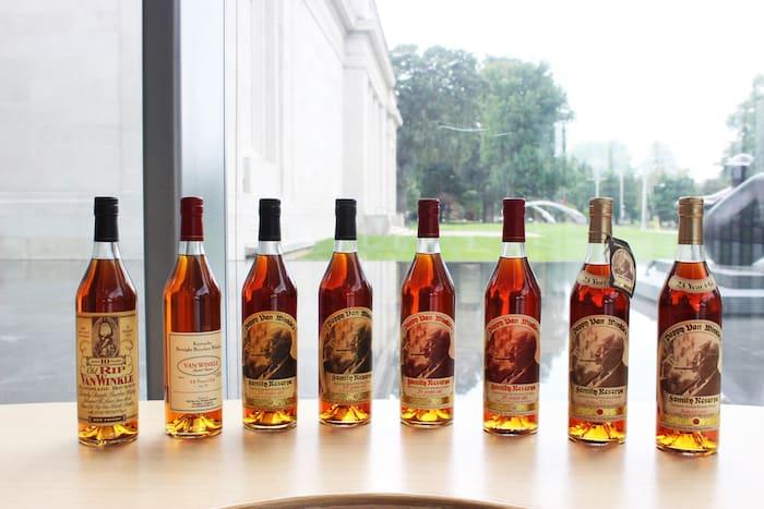 Art of Bourbon auction