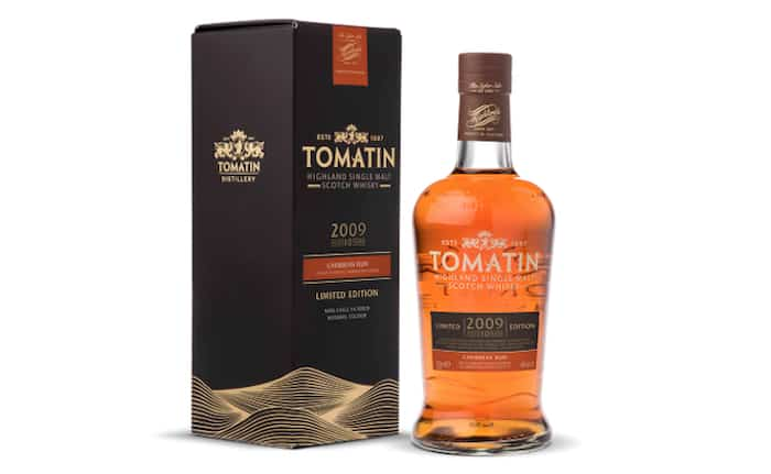 Tomatin Announces Rum- and Amontillado-Finished Single Malts