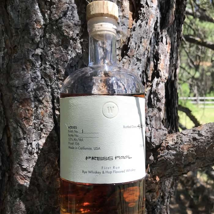 Whiskey Review: Wolves First Run