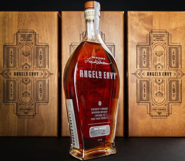 Angel's Envy 2019 Cask Strength Bourbon