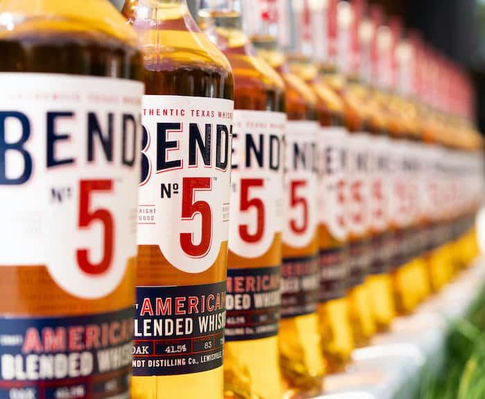 Bendt No. 5 American Blended Whiskey
