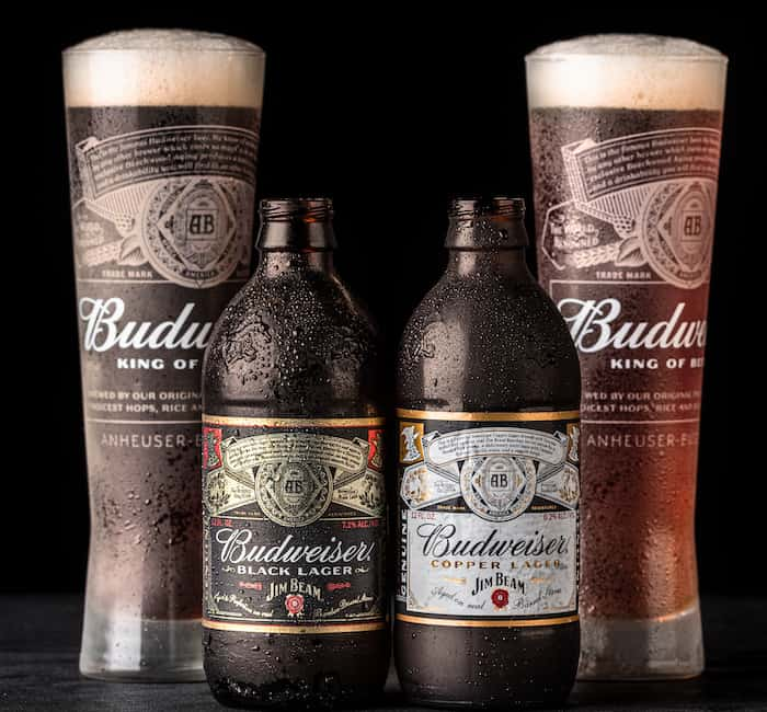 Jim Beam Teams With Budweiser For Second Limited Edition Lager The Whiskey Wash