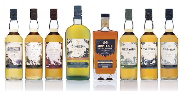 Diageo Rare by Nature 2019 Scotch Whisky Special Releases