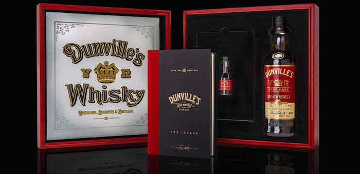 New 18 Year Old Irish Whiskey Finished In Rum Cask Goes Top Shelf