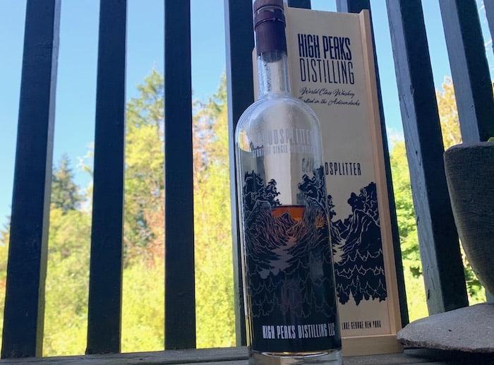 Whiskey Review: High Peaks Distilling Cloudsplitter