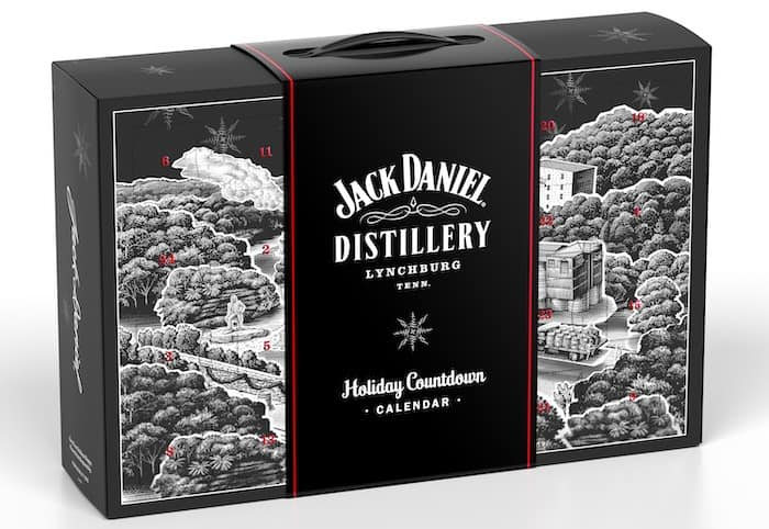 Jack Daniel's Wants Your Holiday Dollars For Its Tennessee Whiskey Calendar