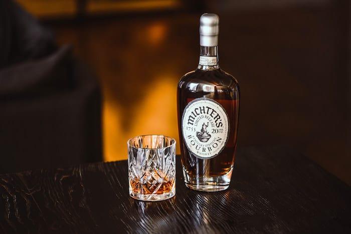 Michter's 20 Year Old Kentucky Straight Bourbon,