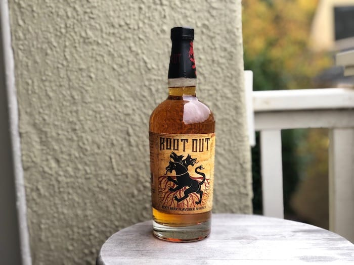 Root Out Root Beer Whisky