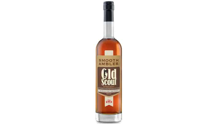 Old Scout Straight Bourbon Whiskey 99 Proof