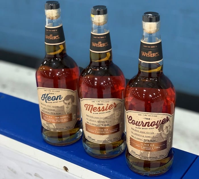 Alumni Whisky Series: The Captains Line