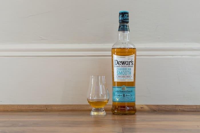 Dewar's Caribbean Smooth