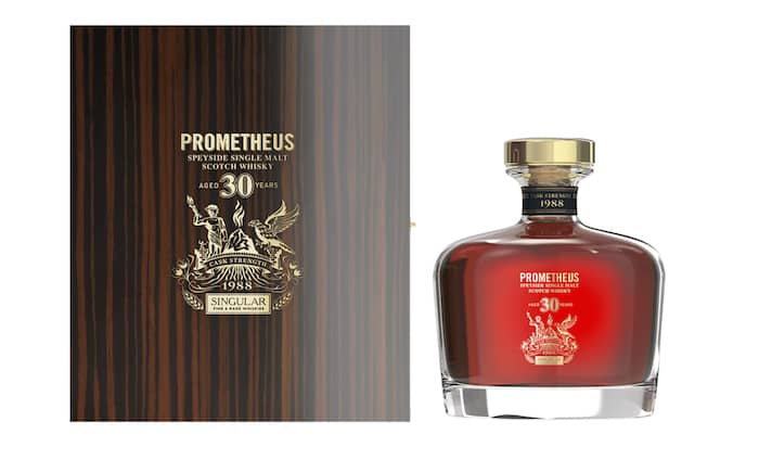 Glasgow Distillery Company Unveils Its Last Prometheus Whisky - The Whiskey  Wash
