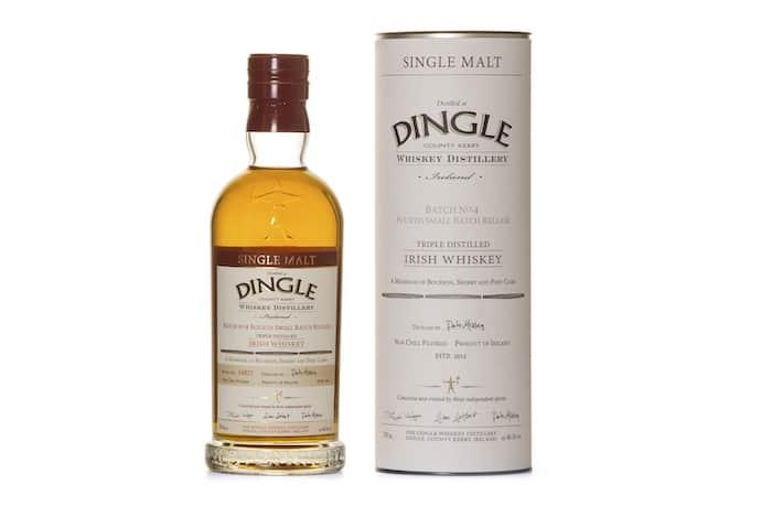 Dingle Single Malt Whiskey Batch No 4