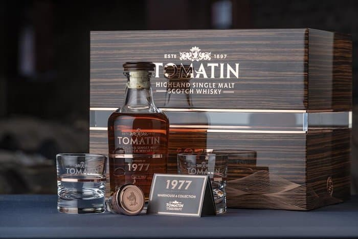 Tomatin Warehouse 6 Collection, 1977