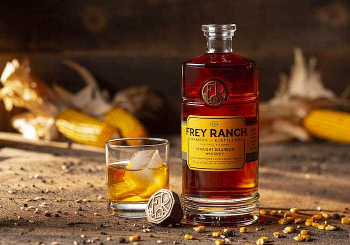 Frey Ranch Straight Bourbon Whiskey