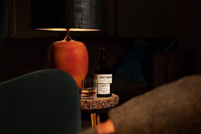 The Last Drop 1977 Dumbarton Single Grain Scotch Whisky