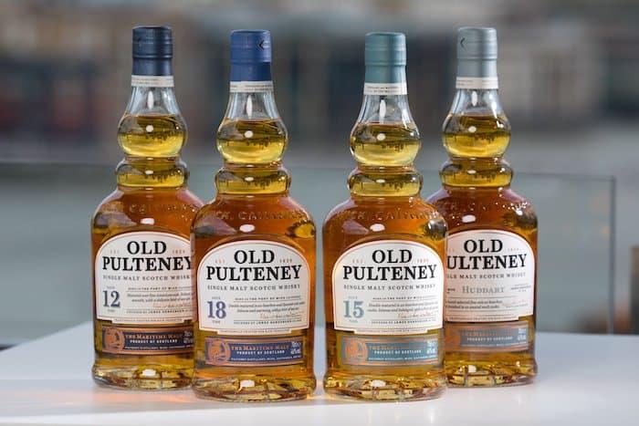 Old Pulteney Core Range