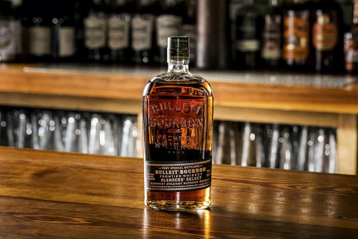Bulleit Frontier Whiskey Blenders' Select No. 001