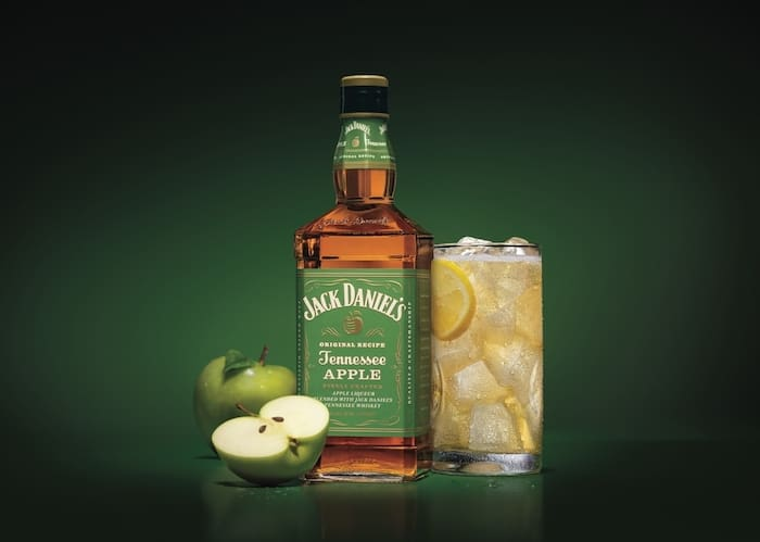 Jack Daniel's Tennessee Apple