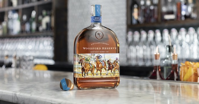 Latest Woodford Reserve Kentucky Derby Bottle Makes Its Artistic ...
