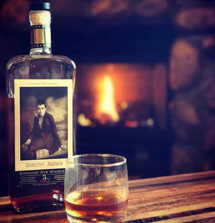 Dorothy Arzner Straight Rye Whiskey