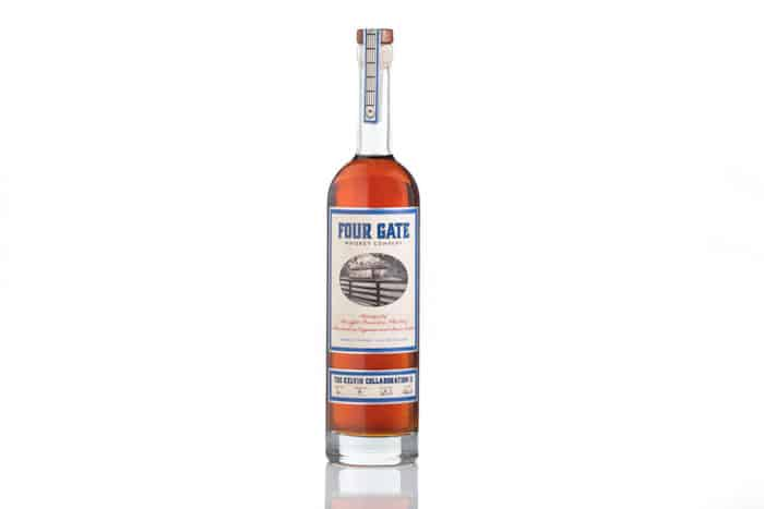Four Gate Whiskey Company Batch 6