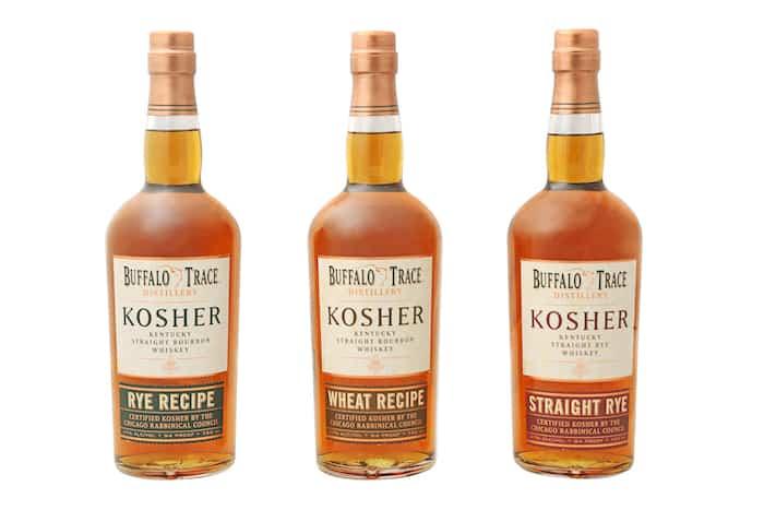 Buffalo Trace Kosher Whiskeys