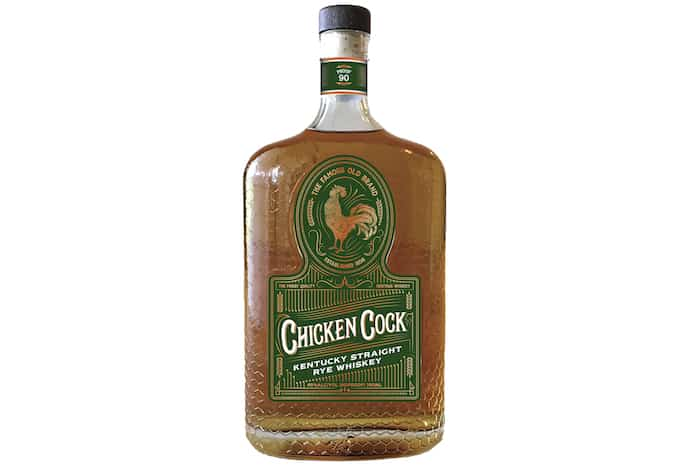 Chicken Cock Kentucky Straight Rye Whiskey
