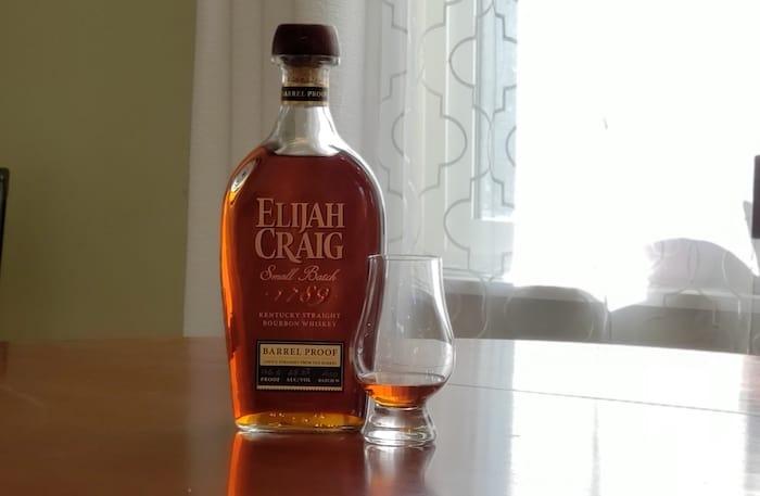 Elijah Craig Barrel Proof Batch A120