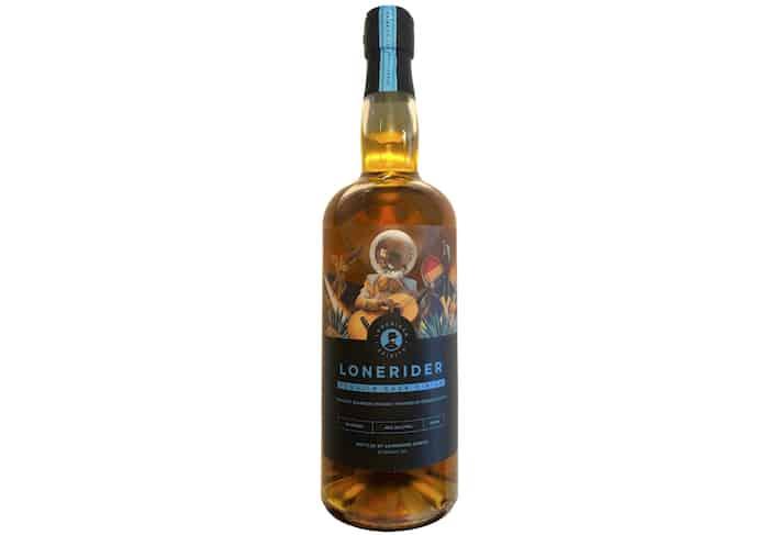 Lonerider Tequila Cask Finish Bourbon